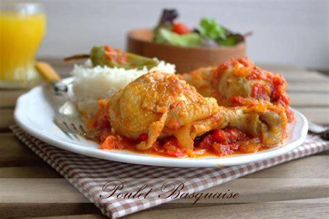 recette de cuisine halal poulet basquaise recette facile amour de cuisine