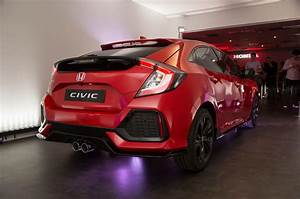 Honda Civic Sport Plus : 2017 honda civic on sale in march priced from 18 235 autocar ~ Medecine-chirurgie-esthetiques.com Avis de Voitures