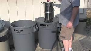Purify Rain Water With Aqua Rain Filter