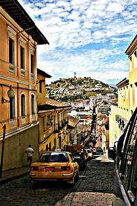 Visiting, Quito, Ecuador