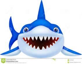 Cute Shark Clip Art