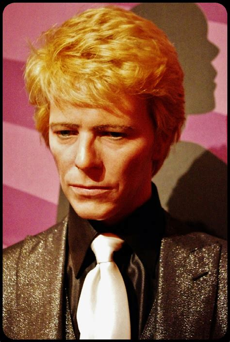 David Bowie Of Amsterdam by David Bowie Mus 233 E Madame Tussauds Amsterdam 2012