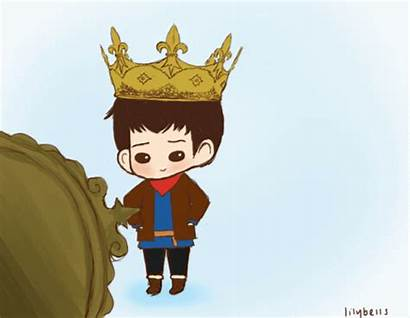 Merlin Chibi King Series Lil Livejournal Misc