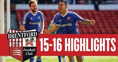 VIDEO: Nottingham Forest 0-3 Brentford - Official ...