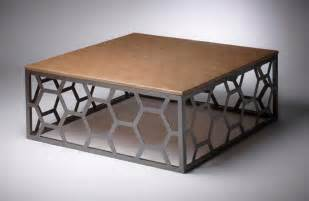 metal design custom metal home furniture design of miller coffee table by smith designs alabama