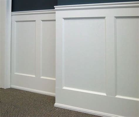 Shaker Wainscoting Diy  Woodworking Projects & Plans