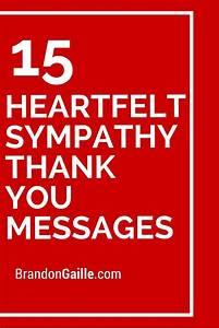 Write thank you note sympathy gift english spanish and for Thank you note for condolence gift