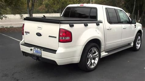 dual exhaust  ford sport trac
