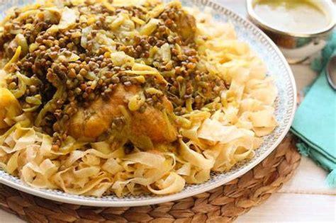cuisine facile marocaine cuisine marocaine rfissa paperblog