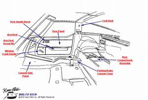 1978 Corvette Interior Parts