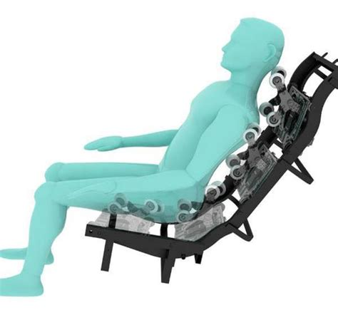 infinity iyashi zero gravity chair