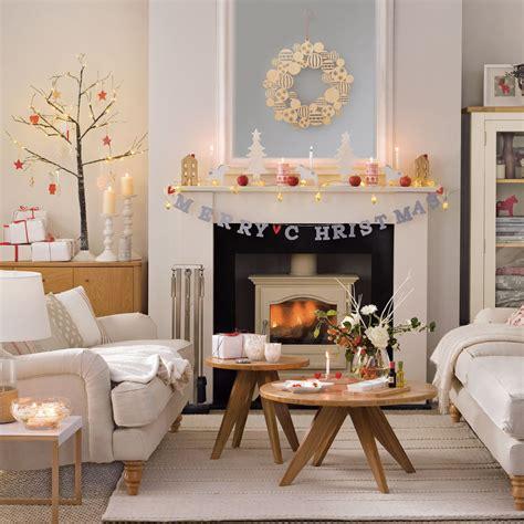 budget christmas decorating ideas ideal home
