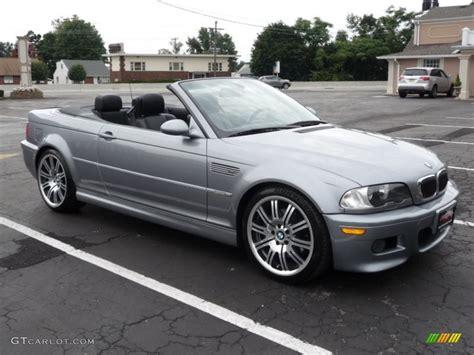 2005 Bmw M3 Convertible by 2005 Silver Grey Metallic Bmw M3 Convertible 52658627