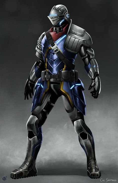 Soul Of Cinder Wallpaper Artstation Sci Fi Souls Elite Knight Armor Cal Santiago