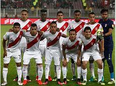Selección Peruana el duro calendario que le queda a Perú