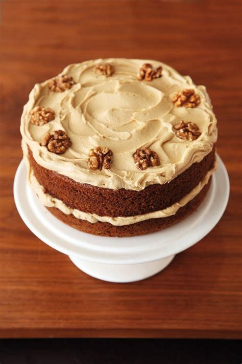 Make a delicious coffee & walnut cake with this easy recipe, perfect for everyday baking and occasions. walnut brownie recipe nigella lawson