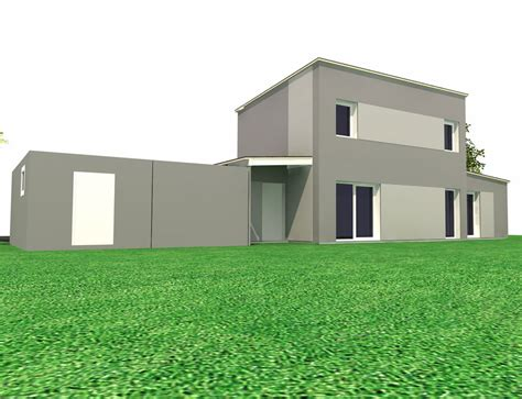 trendy fabulous get free high quality hd wallpapers maison cube toit plat prix with maison en
