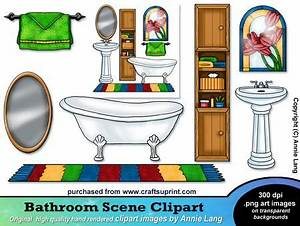 Bath rooms clipart - Clipground