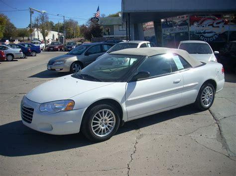 Des Moines Chrysler by 2006 Chrysler Sebring For Sale In Des Moines Ia 113048