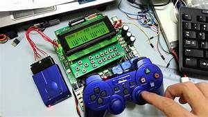 Interfacing A Ps2 Controller Using Microchip Pic