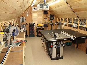 Office desk for small spaces, small woodworking shop ideas ...