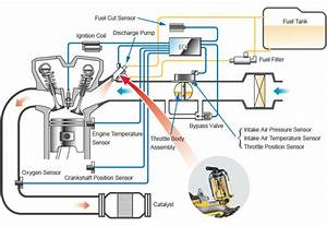 Basic Motorcycle Fuel Injection System