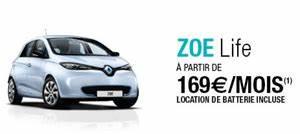Zoe Location Batterie : renault zo une offre de location longue dur e 169 mois batterie incluse ~ Medecine-chirurgie-esthetiques.com Avis de Voitures