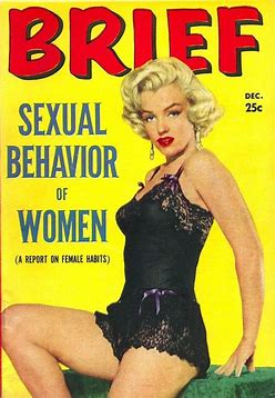 Image result for girly magazines of the fifties