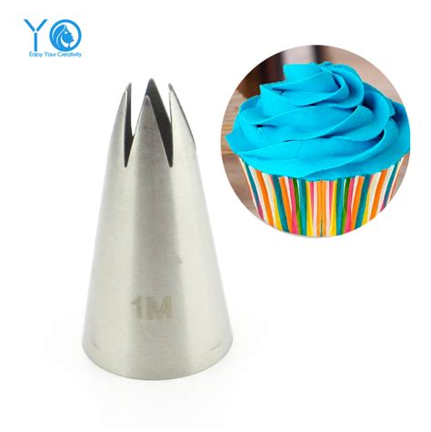 nozzle cake decorating tips stainless steel