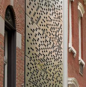 35, Cool, Building, Facades, Featuring, Unconventional, Design, Strategies