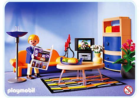 Modernes Wohnzimmer  3966a  Playmobil® Deutschland