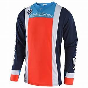 Tenue Troy Lee Design 2018 : tenue cross tld se squadra bleu marine orange 2018 fx motors ~ Teatrodelosmanantiales.com Idées de Décoration