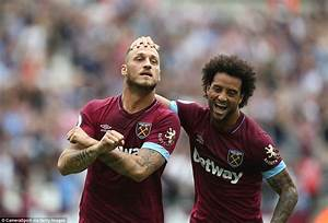 West Ham 1-2 Bournemouth: Callum Wilson and Steve Cook ...