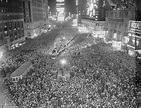 New Year's Eve in Pictures – History By Zim