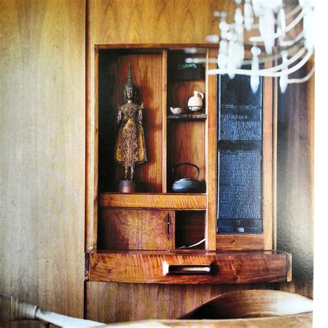 Design Is In The Details From Furniture To Architecture