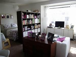Kleine Zimmer Einrichten Ikea : 140 bilder einzimmerwohnung einrichten ~ Markanthonyermac.com Haus und Dekorationen