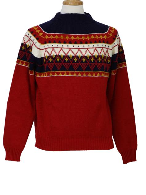 jcpenney mens sweaters 1970 39 s retro sweater 70s jc penney mens navy and