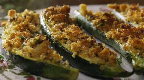 top 10 cuisines in the zucchini gratin stuffed zucchini recipes sbs