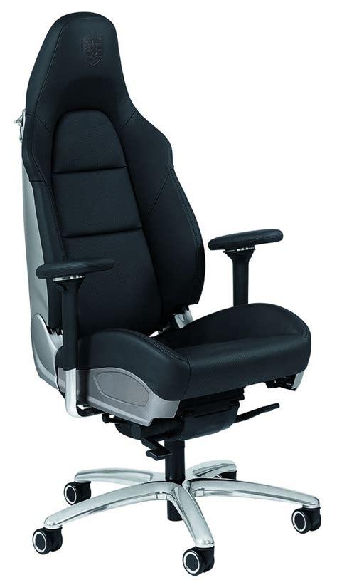 Siege De Porsche - fauteuil de bureau porsche déco design