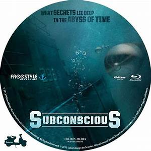 subconscious custom dvd labels subconscious 2014 With custom printed dvd labels
