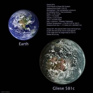 When Was Gliese 581C (page 4) - Pics about space