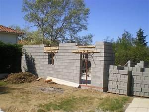 etape 3 elevation de la structure With exemple de maison neuve 16 etape 1 fondation en beton arme