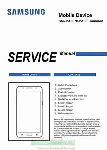 Samsung Galaxy J5 2016 Service Manual  U2013 Sm  Sm