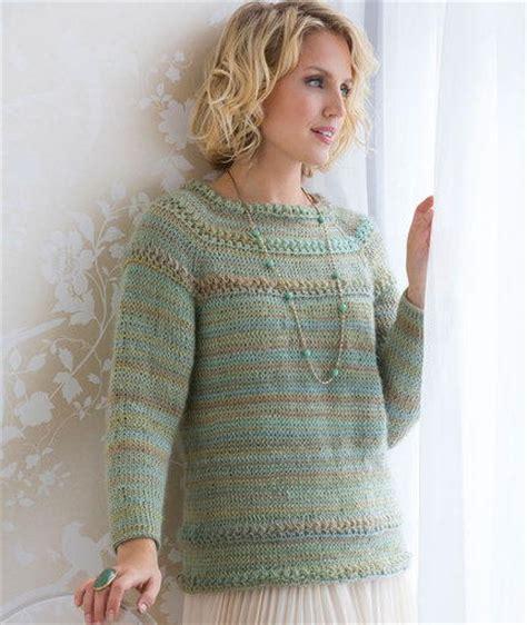 tunisian stitch crochet sweater allfreecrochetcom