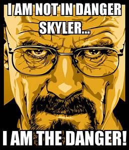 Walter White I Am The Danger 53516 | LOADTVE