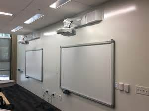 Ceiling Mount For Projector by Digital Language Lab Stanford University
