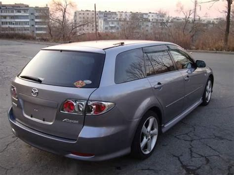 2006 Mazda Atenza Sport 23ex Related Infomation