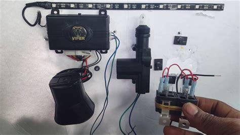 How Wire Door Lock Actuator Relay From