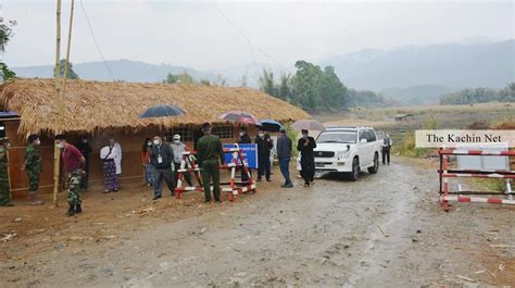 KIO Shutters Borders Amid Burma's Third Wave – Kachin News ...