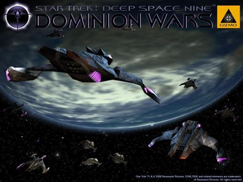 startrek dominion wars wallpapers  startrek